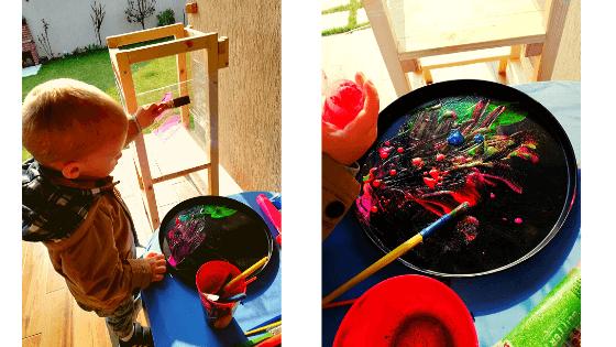 pictura-la-doi-ani-tava-acuarele-cu-sclipici