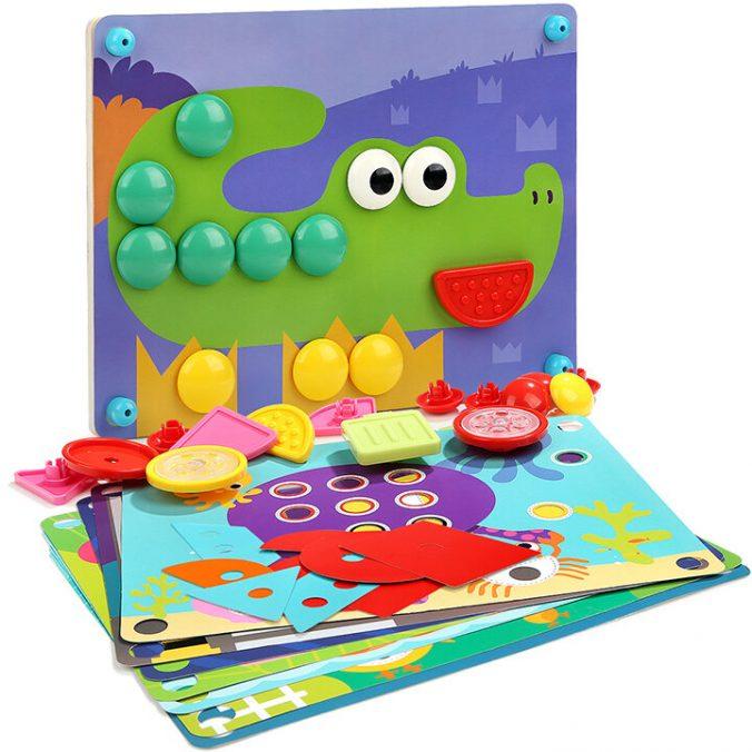 set-mozaic-cadouri-copii-2-3-ani